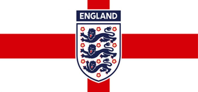 Red white dress-up for England