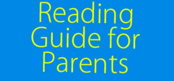 Reading Guide for Parents