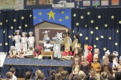 Video and photos of Christmas Nativity 2018
