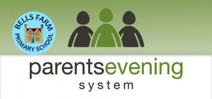 Parents Evening bookings now open