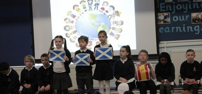 Video: Year 4 Easter assembly