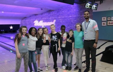Digital Council bowling & cinema treat