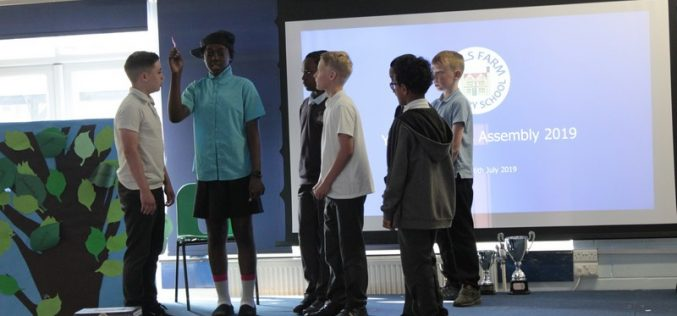 Video: Year 6 Leavers Assembly 2019