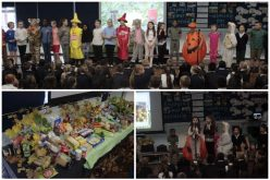 Photos & Video of Year 5's Harvest Assembly
