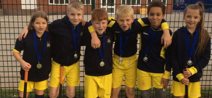 Bells Farm hockey team achieve silver medals