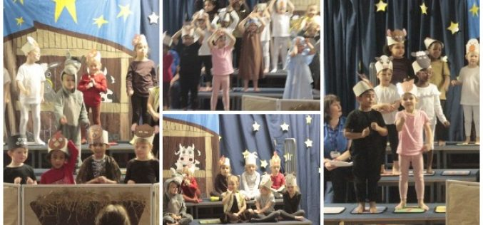 Photos of Christmas Nativity 2019