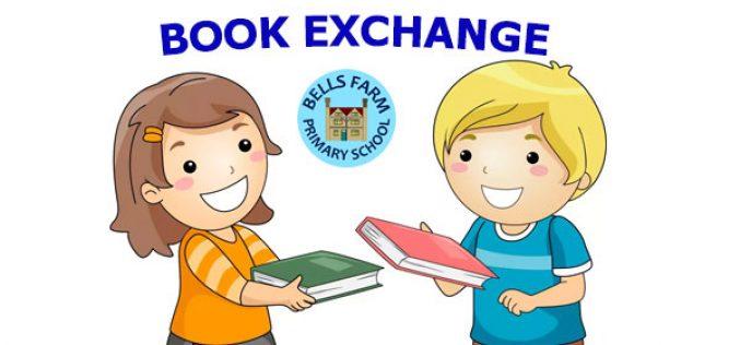 Book Exchange During School Closure