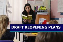 Letter – Draft Proposals For Reopening