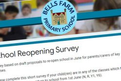 School Reopening Survey: Key Classes
