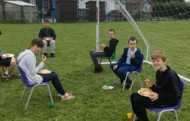 Year 6 picnic celebrations