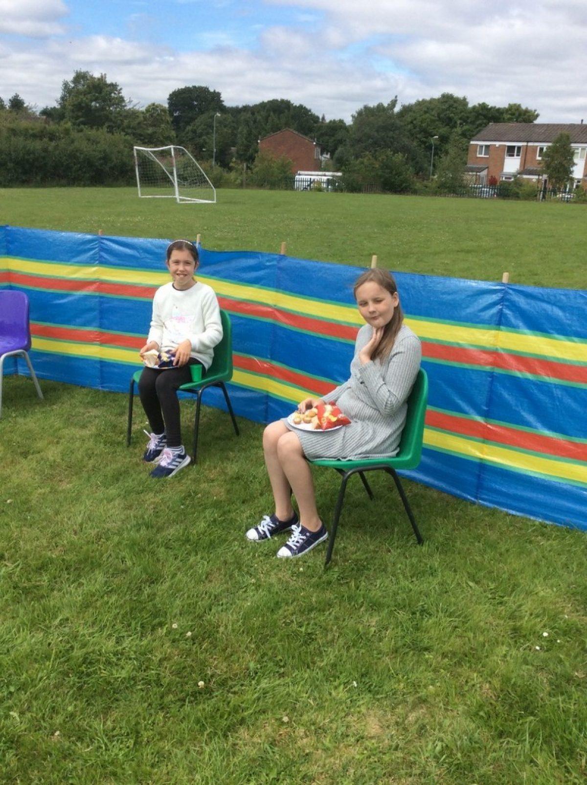 Year 6 picnic celebrations
