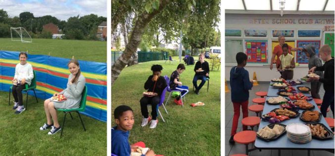 Photos of Year 6 Picnic Celebrations