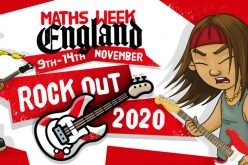 Maths Week England Rock Out 2020