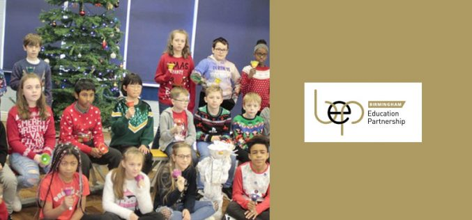 BEP's Christmas message for families