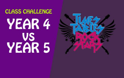 TTRS Challenge: Year 5 vs Year 4