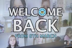 Full School Re-opening on 8th March