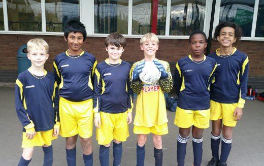 Kings Heath Sports Partnership Boys 5 a side  Football Tuesday 12th October 2021
